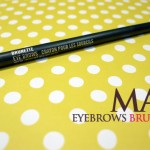 MAC Automatic Eyebrow Pencil in Brunette Review_5