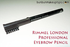 Rimmel Professional Eyebrow Pencil_1