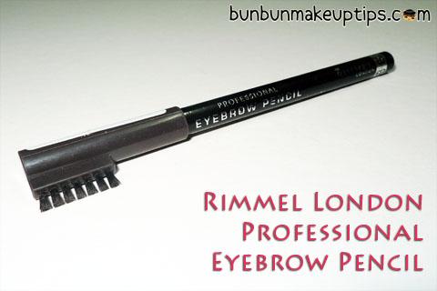 Rimmel Professional Eyebrow Pencil_1