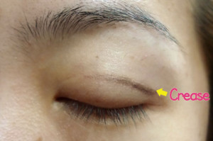 Eyeshadow contour tutorial for asian eyes_1