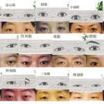 Types of Asian-Chinese eyes_2