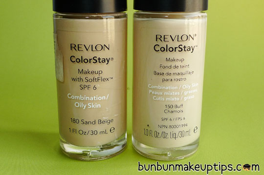 Revlon Colorstay Foundation Shades For Nc20 25 Bun Makeup Tips And Beauty Product Reviews