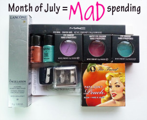 Makeup Haul_MAC-Lancome-Too Faced-NYX-ELF