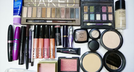 My Makeup Essentials For A Seven Day Trip To Taiwan