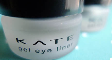 Kate Gel Eyeliner Review, Swatches, Photos