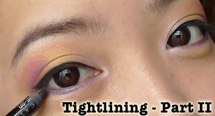 Eye Makeup Tips - Tightlining