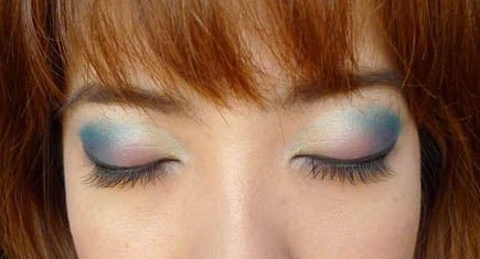 Makeup Look_Stage Parfait Amout, Stage Poison, MAC Goldmine, MAC Shroom, NYX Morocco, Urban Decay Sin