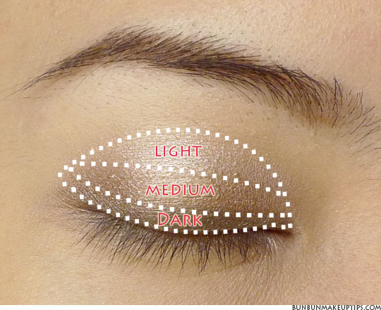 How To Apply Eye Shadow On Asian Eyes 13