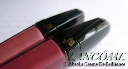 Lancome-LAbsolu-Creme-De-Brilliance-Lipgloss-Review--Rose-Nu,-Rose-Grenat_Featured