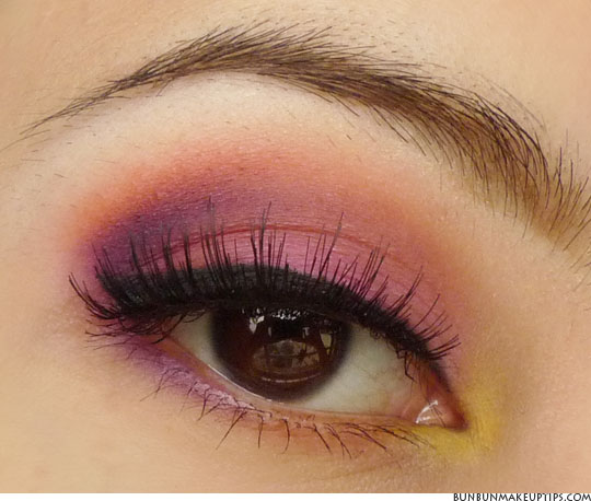 Two Eye Makeup Looks Created with Sugarpill Eyeshadows ...