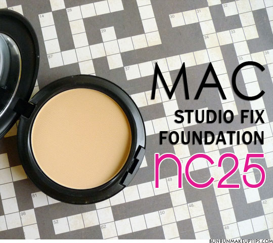 mac studio fix nc 25 review