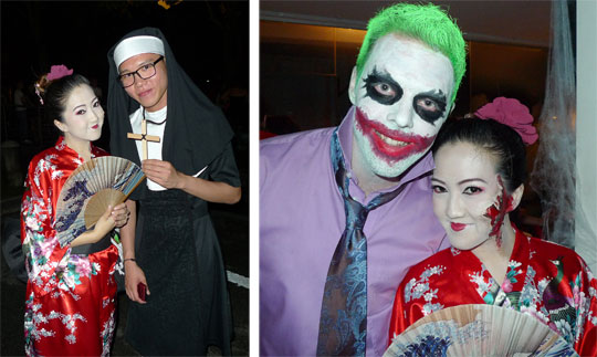 Happy Halloween From The Geisha – What Were You This Year? | Bun ...