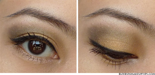 Eyeshadow for asian