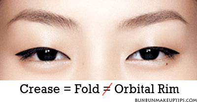 how to draw eyeliner korean