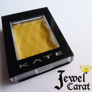 Kanebo-KATE-Jewel-Carat-GD-1-Eye-shadow-Review,-Swatches,-Photos_1