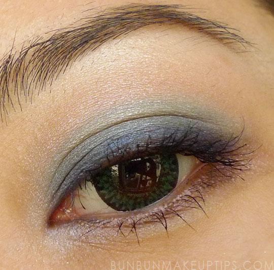 Kat-Von-Beethoven-Speed-Blue,-NYX-Irises,-The-Face-Shop-Eyeshadow-PK-103,-Urban-Decay-Hustle,-NYX-White-Pearl_14