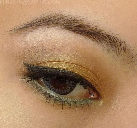 MAC-Old-Gold-pigment,-MAC-Satin-Taupe,-Sugaprill-Midori,-Naked-Darkhorse_1.1