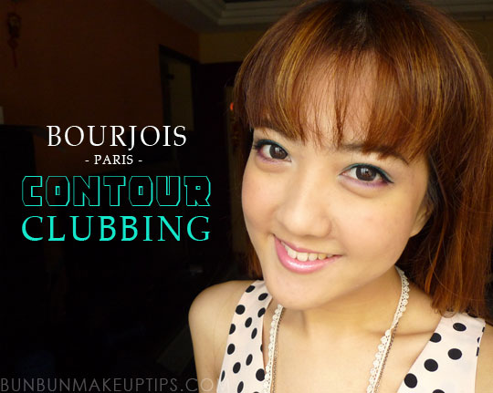 Bourjois-Contour-Clubbing-Pencil-Eyeliner-45-Blue-Remix-Review,-Swatches