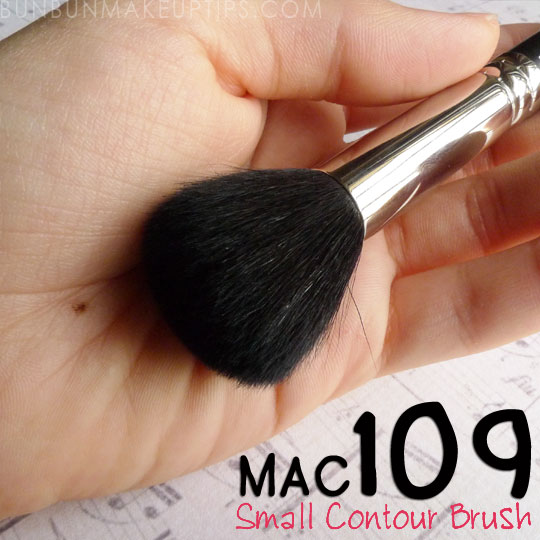 MAC-109-Small-Contour-Brush-Review,-Photos