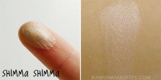 Makeup Geek Shimma Shimma
