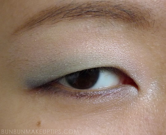 Asian hooded eyes