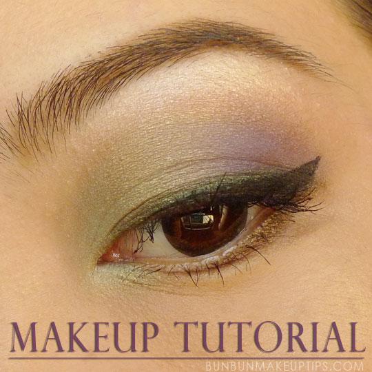 Makeup-Look_MUG-Shimmermint,-MUG-Unicorn,-MUG-Cocoa-Bear,-MUG-Shimma-Shimma,-Urban-Decay-Darkhorse,-Loreal-Emerald-Lame,-Bobbi-Brown-Black-Ink,-Loreal-Collagene-Mascara,-Dior-Lash-Maximizer,-Lioele-Eyebrow-Pencil,-Shiseido-Integrate-Brow-Powder