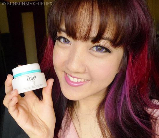 Cure-For-Dry-And-Sensitive-Skin---Curel-Moisure-Face-Milk,-Curel-Intensive-Moisture-Cream_2