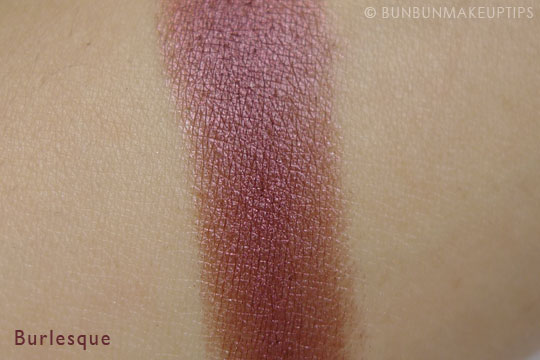 MUG-Makeup-Geek-Eyeshadows-Burlesque-Review-Swatch
