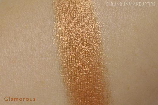 MUG-Makeup-Geek-Eyeshadows-Glamorous-Review-Swatch