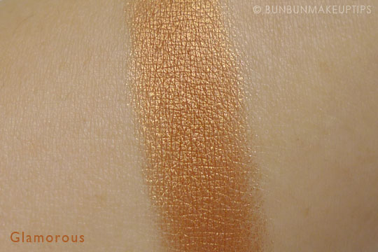 MUG-Makeup-Geek-Eyeshadows-Glamorous-Review-Swatch