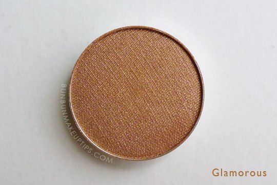 MUG-Makeup-Geek-Eyeshadows-Glamorous-Review
