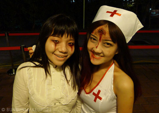 The Undead: Halloween Zombie Nurse And Her Friends | Bun Bun ...