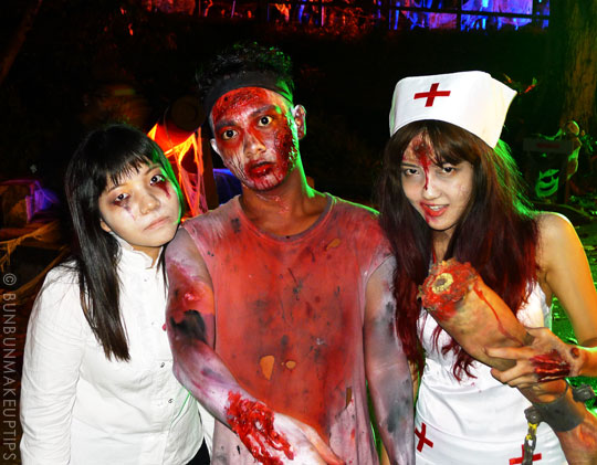 Halloween-Zombie-Nurse-Costume-Makeup-18