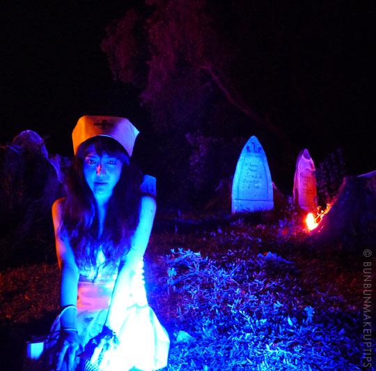 Halloween-Zombie-Nurse-Costume-Makeup-26