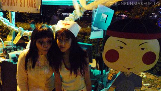 Halloween-Zombie-Nurse-Costume-Makeup-7