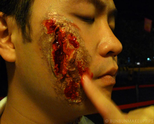 Halloween-Zombie-Scientist-Nurse-Costume-Makeup