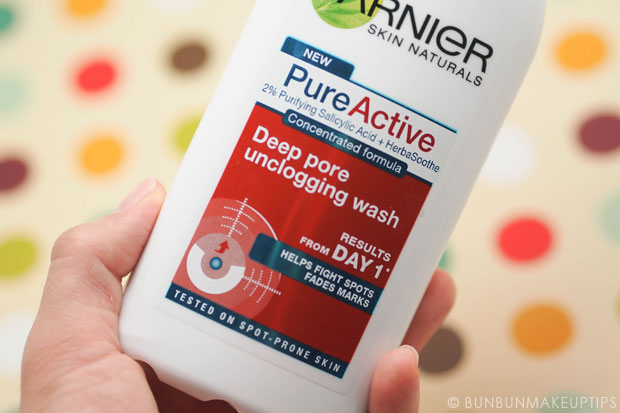 Garnier-Pure-Active-Deep-Pore-Unclogging-Wash-Review-2