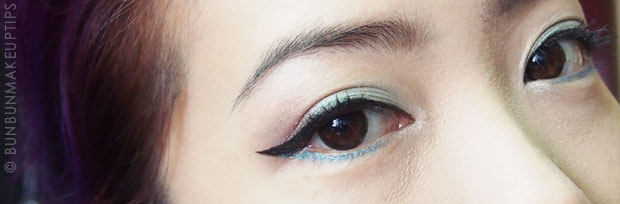 Maybelline-Color-Tattoo-24Hr-Eyeshadow-Tenacious-Teal-Edgy-Emerald-Makeup-Look_2