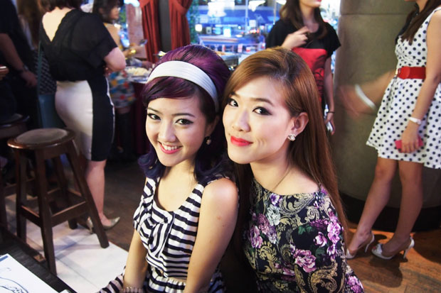 Nuffnang-Birthday-Bash-6_Salon-Vim-Purple-Hair-Retro-60's