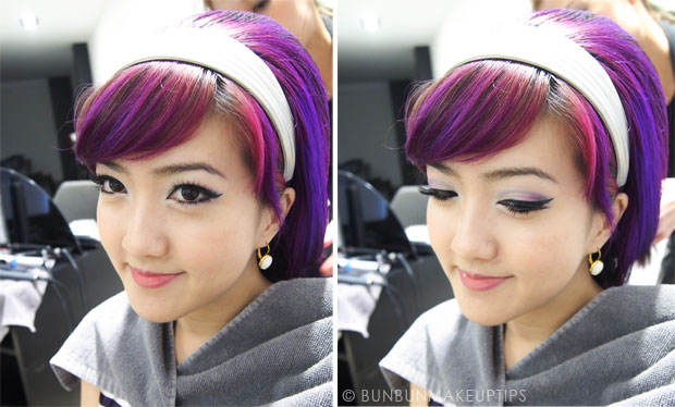 Nuffnang-Birthday-Bash-6_Salon-Vim-Purple-Hair-Retro-60's_4