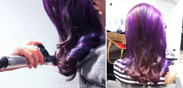 Nuffnang-Birthday-Bash-6_Salon-Vim-Purple-Hair-Retro-60's_5