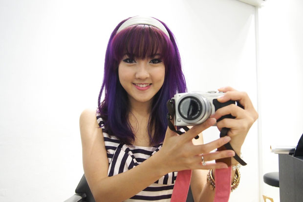 Nuffnang-Birthday-Bash-6_Salon-Vim-Purple-Hair-Retro-60's_8