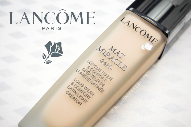 Lancome-Mat-Miracle-24H-Foundation-BO-01-Review,-Swatches,-Photos