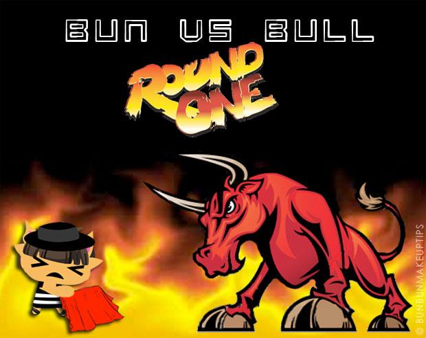 Bun-Bun-Makeup-Tips-Bull-Fight-Matador-2