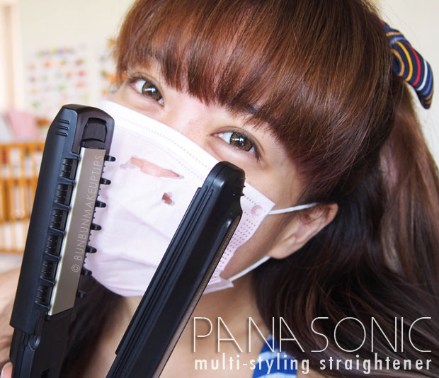 1 Tool, 6 Different Hairstyles With Panasonic Multi-Styling ...