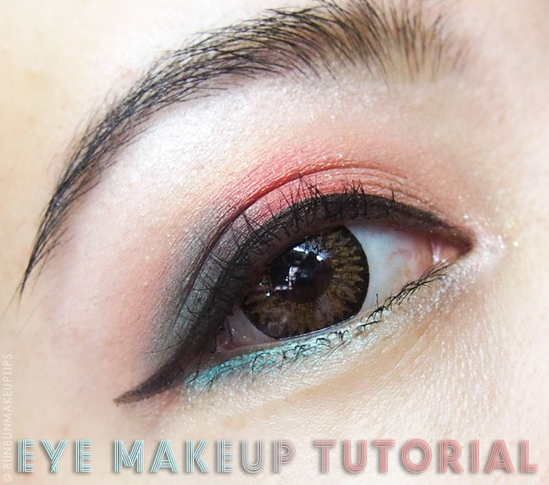 Sba Plus Step By Step Eye Makeup Tutorial Featuring Panasonic