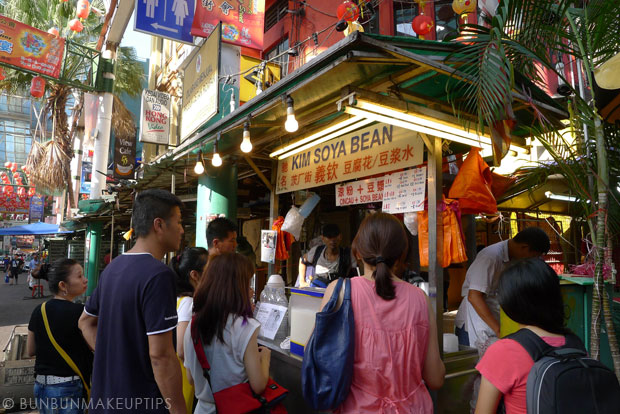 Where-To-Go-Super-Short-Trip-Kuala-Lumpur_Petaling-Street-Soya-Bean-Milk