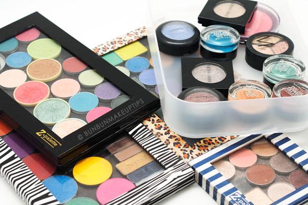 Z Palette Customizable Palette Depot Eyeshadow