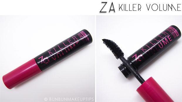 Mascara-Review-for-2013_ZA-Volume-Killer-Mascara