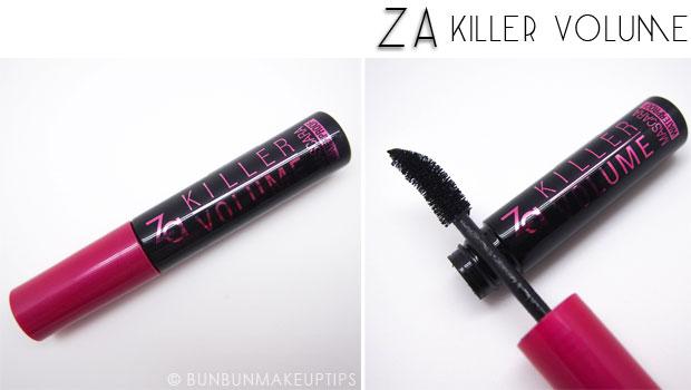 Mascara-Review-for-2013_ZA-Volume-Killer-Mascara